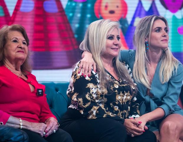 Tamanho Familia - Familia Alex Escobar e Monique Alfradique (Foto: Globo/ Raquel Cunha)