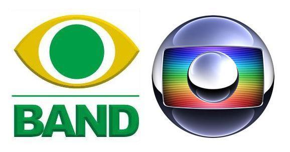 Jornalista da Band humilha a Globo (Foto: Divulgação)