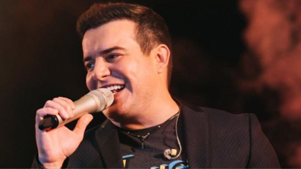 O sertanejo Belutti, que faz dupla com Marcos (Foto: Instagram)