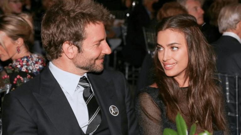 Modelo Irina Shayk e o ator Bradley Cooper (Foto: Reprodução)