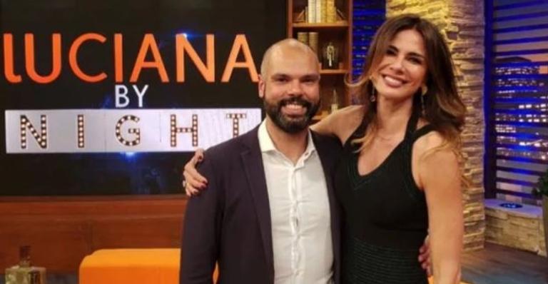 Bruno Covas e Luciana Gimenez (Foto: Reprodução/Instagram)