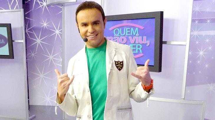 Caco Rodrigues sofreu grave acidente e terá que se afastar do Fofocalizando (Foto: Reprodução)