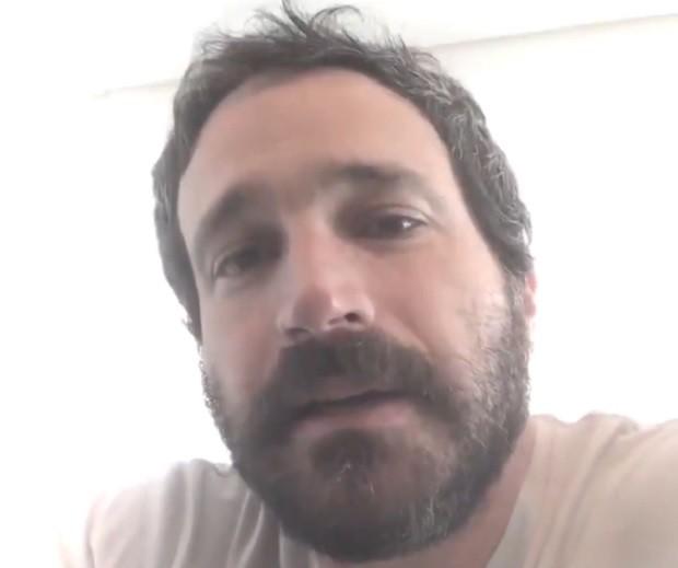 O ator Caco Ciocler gerou polêmica (Foto: Divulgação)