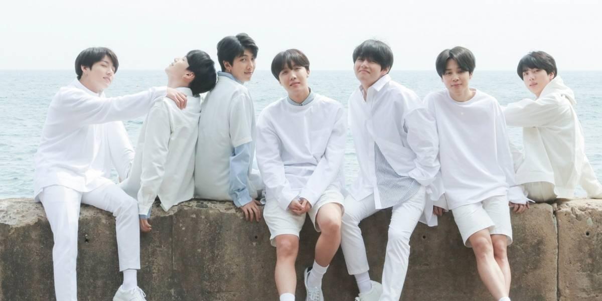 O grupo BTS vai ganhar um jogo (Foto: Reprodução)