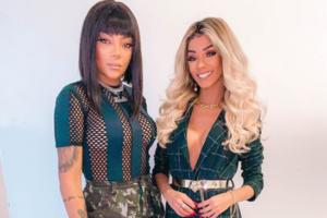 Ludmilla e a namorada, Brunna Gonçalves vão morar juntas (Foto: Reprodução/Instagram)