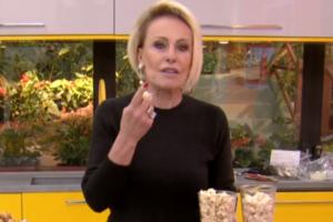 Ana Maria Braga no Mais Você na Globo (Foto: Reprodução/Globo)