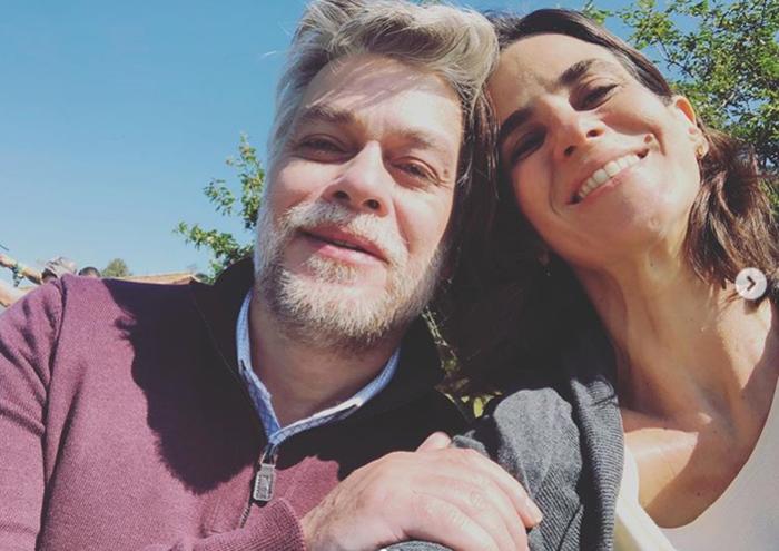 Fábio Assunção e Mariana Lima (Foto: Reprodução/Instagram)