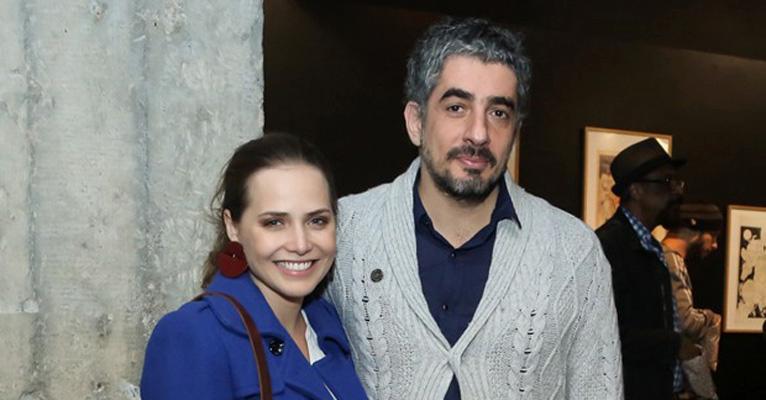 Letícia Colin e Michel Melamed (Foto: Wallace Barbosa/AgNews