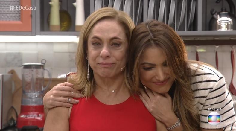 Apresentadoras da Globo (Foto: Reprodução)