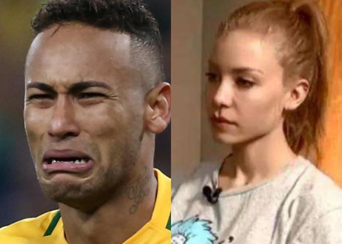 Najila Trindade mente sobre estupro de Neymar Foto: Reprodução
