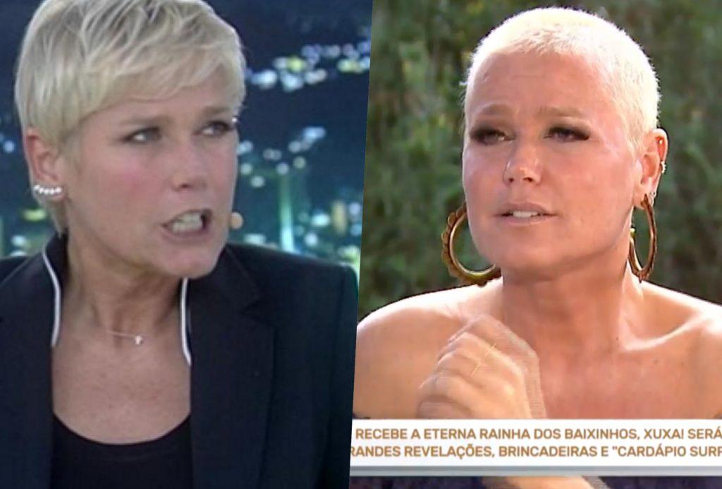 Xuxa quebra todos os protocolos em entrevista para Eliana no SBT