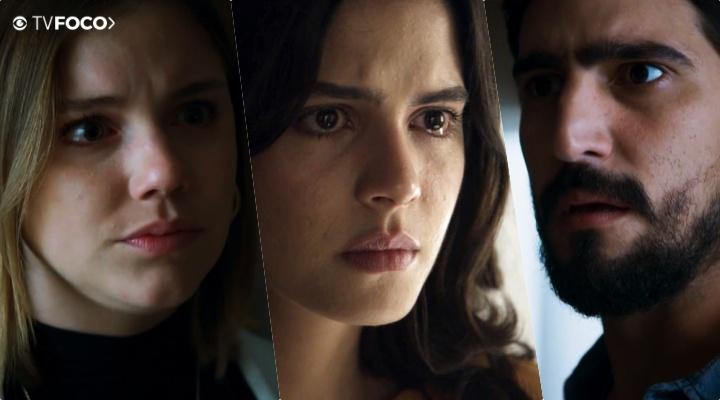 Triângulo amoroso envolvendo Dalila, Laila e Jamil movimentará a trama principal de Órfãos da Terra da Globo