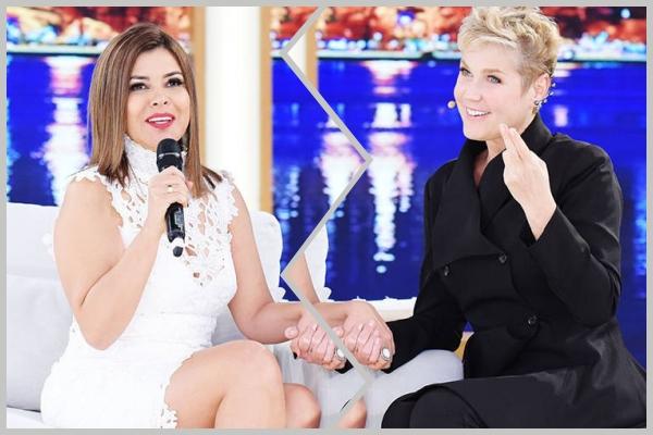 Mara Maravilha e Xuxa não são amigas
