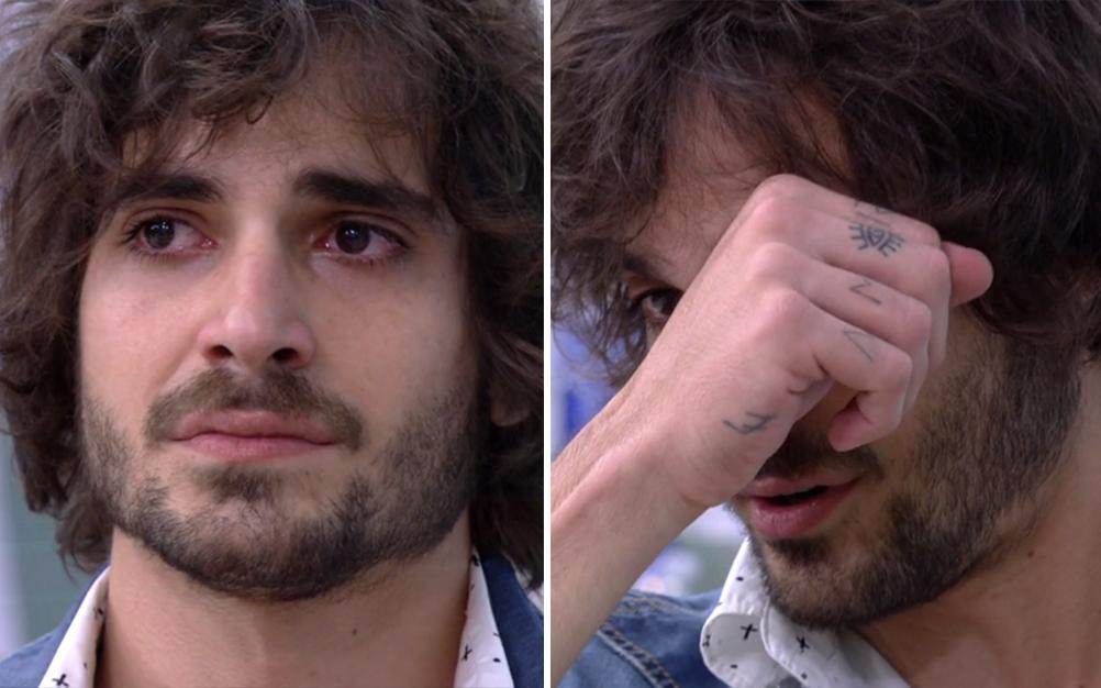 O cantor e ex-ator da Globo, Fiuk quebrou o silêncio e falou sobre as críticas que sua irmã, Cleo Pires vem recebendo (Foto: Reprodução)