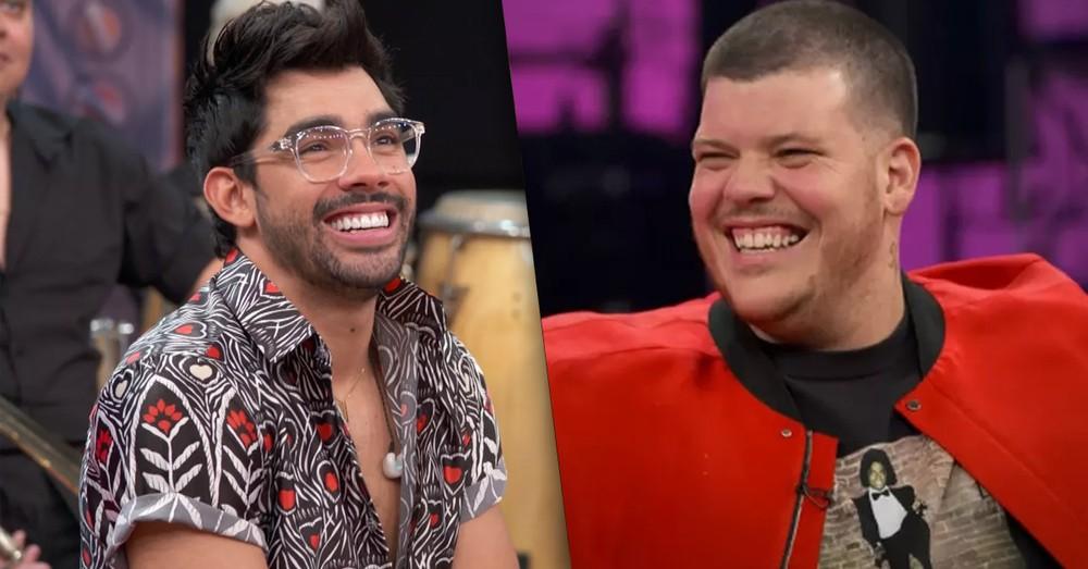 Ferrugem e Gabriel Diniz terão música inédita lançada em breve (Foto: Montagem)