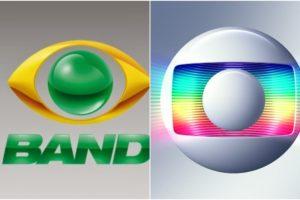 Repórter da Band acusa Globo de plagio e choca a internet