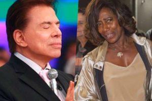 Gloria Maria teve proibição feita por Silvio Santos no SBT