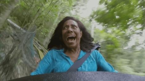 """A jornalista Gloria Maria ficou """"doidona"""" após viagem à Jamaica (Foto: Reprodução)"""