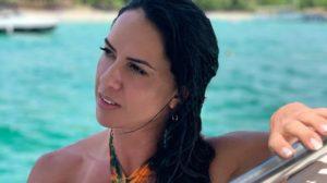 Graciele Lacerda foi confundida com Gracyanne Barbosa em foto na rede social (Foto: Instagram)