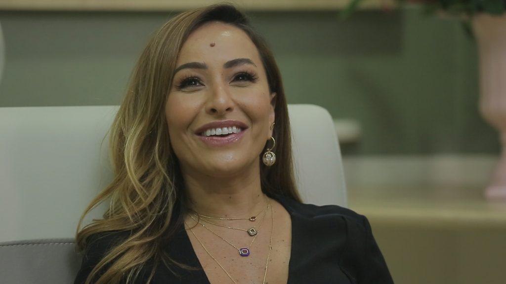 A apresentadora da Record, Sabrina Sato (Foto: Reprodução)