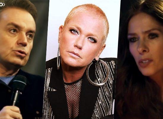Gugu, Adriane Galisteu e Xuxa são grandes estrelas da TV