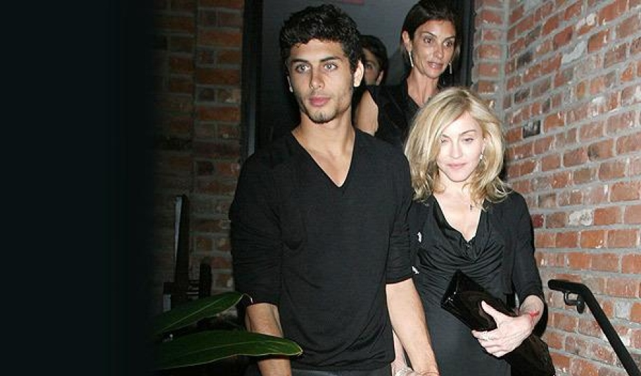 Jesus Luz fala da influência do relacionamento dele com Madonna (Foto: Reprodução)