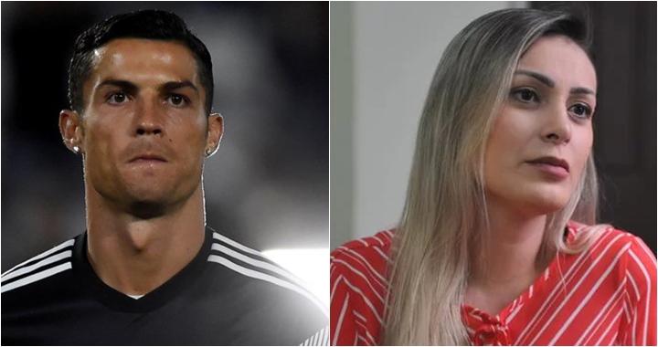 Suposto caso entre Cristiano Ronaldo e Andressa Urach agitou o mundo dos famosos. (Foto: Montagem/Divulgação)