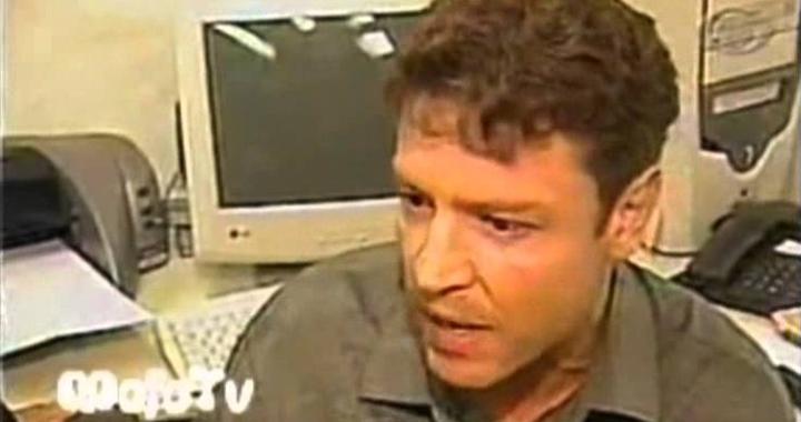 Invasor do programa foi identificado como Moacir Camargo Borges. (Foto: Reprodução/YouTube)