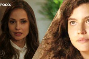 Lara (Rosanne Mulholland) acabará com Rita (Alanis Guillen) na Globo em Malhação Toda Forma de Amar
