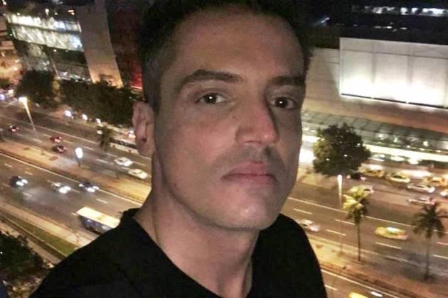 Leo Dias falou sobre o drama que viveu em um avião (Foto: Reprodução)