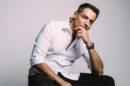 o jornalista e apresentador do SBT,Leo Dias (Foto: Arquivo Pessoal)