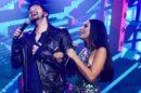 Dupla de Simone, Simaria elogia Luan Santana após polêmica da música 'Juntos e Shallow Now' com Paula Fernandes Foto: Reprodução
