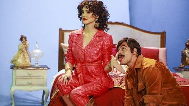 Manu e João irão interpretar Viúva Porcina e Sinhozinho Malta em Verão 90 da Globo