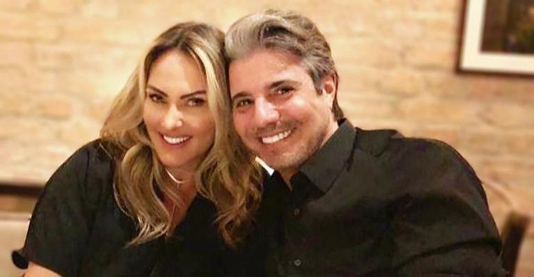 O apresentador João Kleber e a jornalista mara Ferraz não estão mais juntos (Foto: Reprodução)