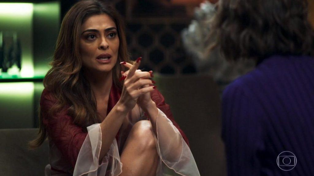 Maria da Paz é a protagonista da novela A Dona do Pedaço da Globo