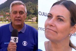 Afastamento de Mauro Naves da Globo ganha nova versão e esposa do jornalista critica a emissora (Foto: Reprodução)