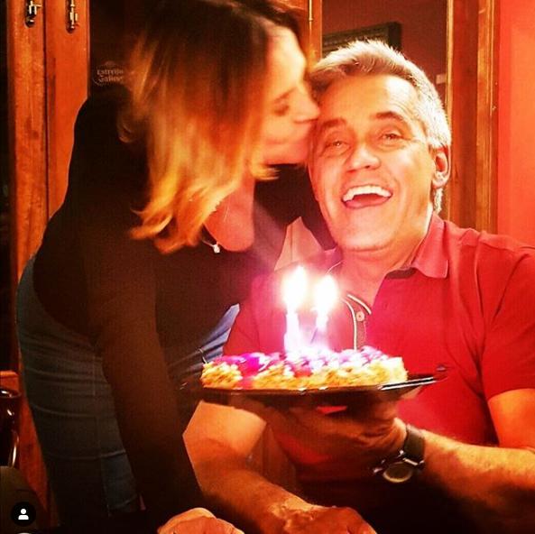 Mauro Naves e Patrícia Naves (Foto: Reprodução/ Instagram)