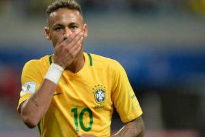 O jogador da seleção Neymar (Foto: Reprodução)