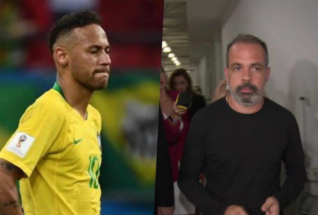 Neymar se dá mal e assessor complica vida do jogador