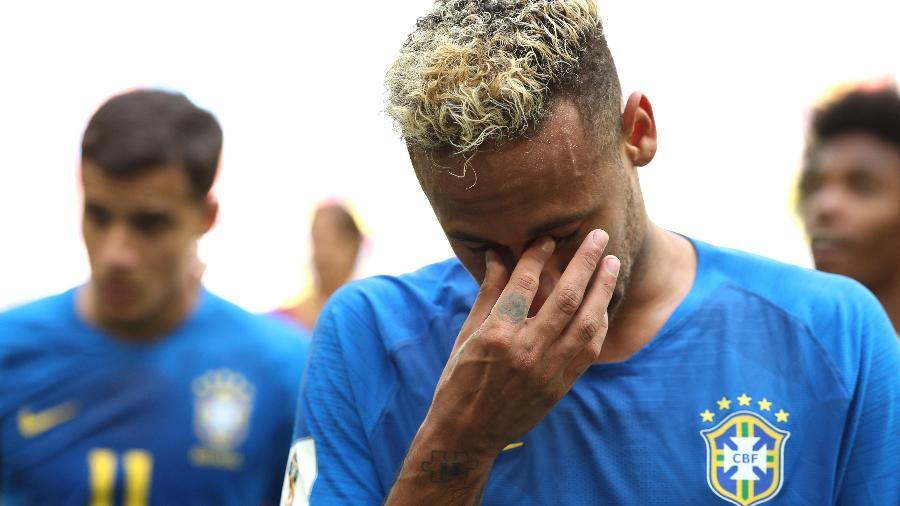Neymar Jr foi acusado de estupro (Foto: Reprodução)