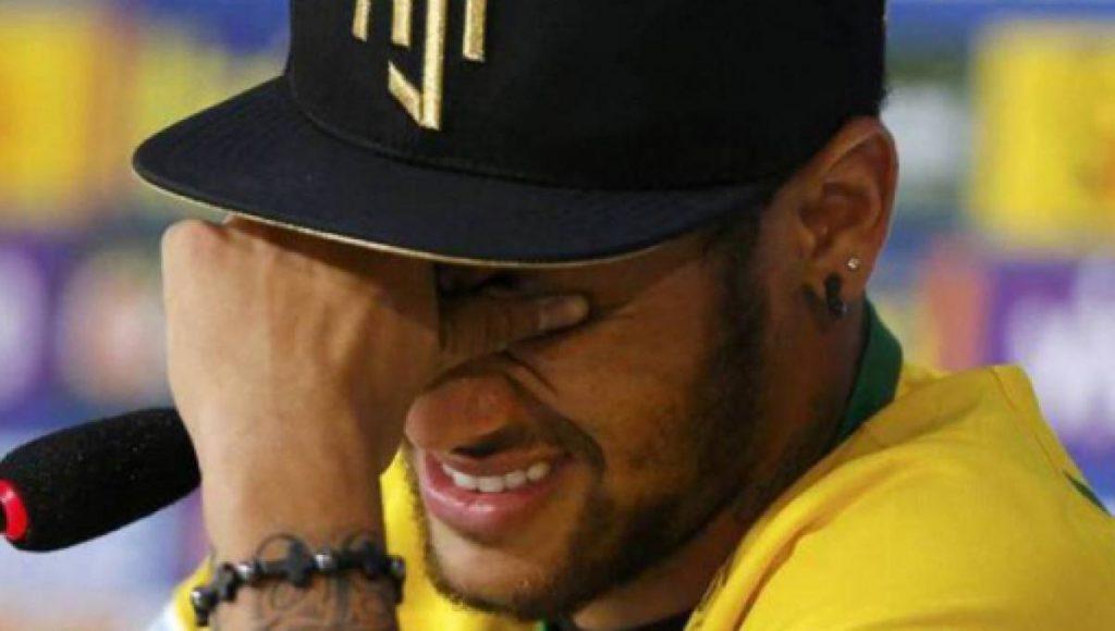Neymar não sai das polêmicas