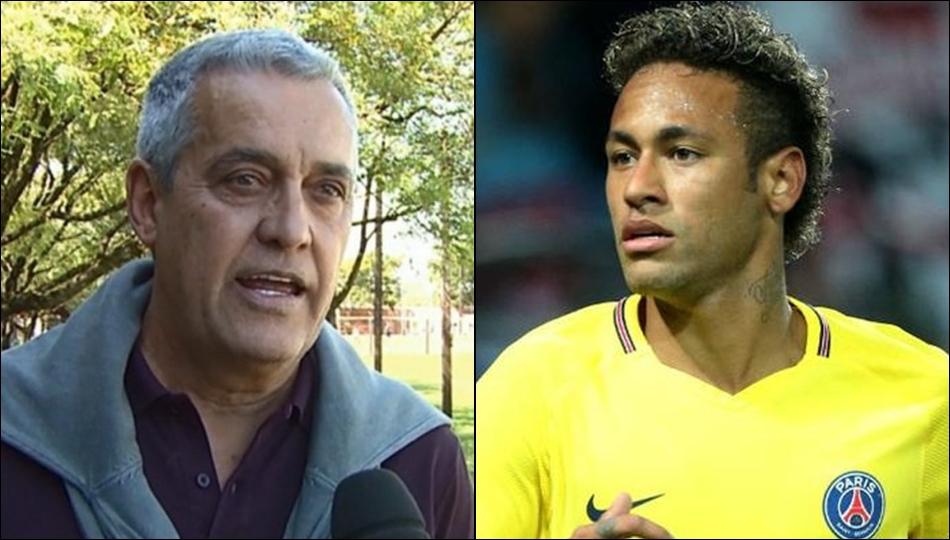Mauro Naves foi demitido pela Globo após se envolver em polêmica de Neymar (Foto: Reprodução/Montagem)