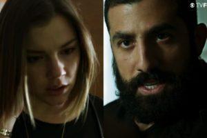 Em Órfãos da Terra, Fauze (Kaysar Dadour) fará Dalila (Alice Wegmann) tremer na base na Globo