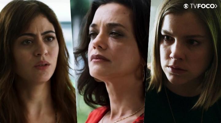 Helena (Carol Castro) irá afrontar Missade (Ana Cecília Costa), mas quem terá a máscara arrancada é Dalila (Alice Wegmann) na Globo em Órfãos da Terra