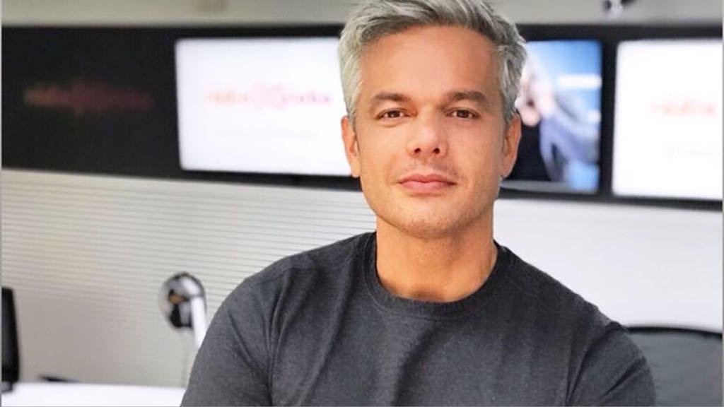 O ex-apresentador da Globo, Otaviano Costa (Imagem: Instagram)