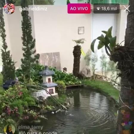 Gabriel Diniz teve perfil invadido por voz no Instagram