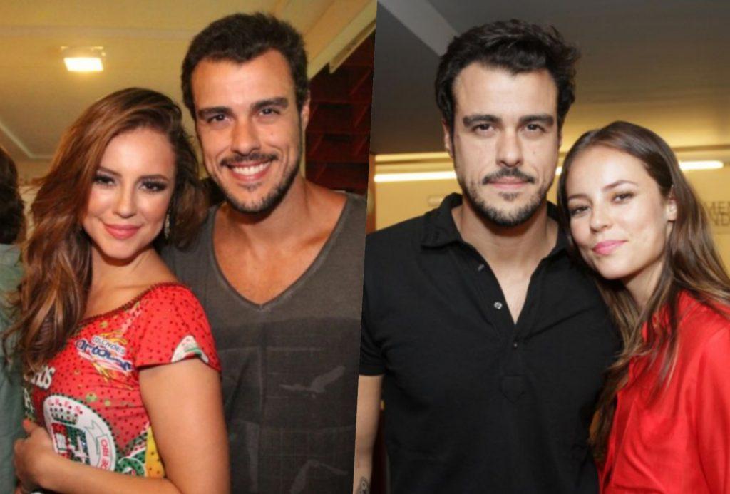 Paolla Oliveira e Joaquim Lopes foram namorados por 6 anos