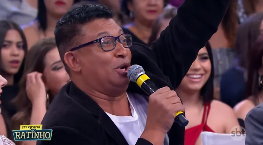 Pedro Manso SBT