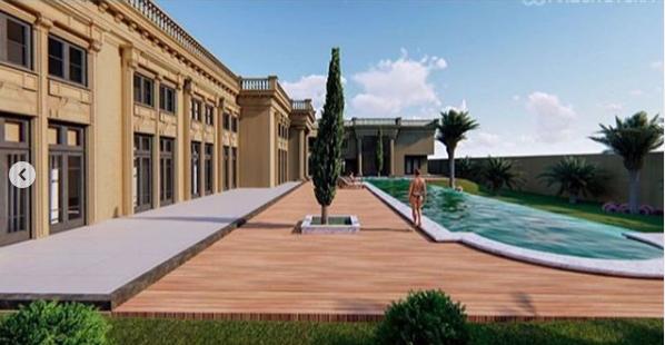 Após escândalos de traição e estupro envolvendo todos os membros da família Poncio, construí um verdadeiro palácio. Sarah, Saulo Poncio, Gabi Brandt