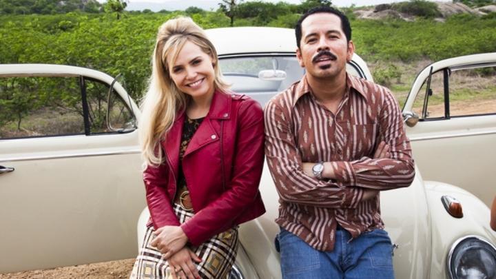 Cine Holliúdy tem grandes chances de ganhar uma 2ª temporada na Globo. (Foto: Divulgação)